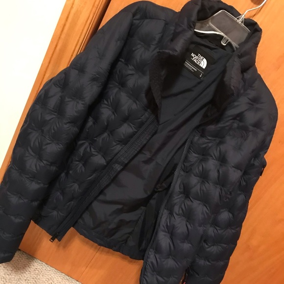 d357a214bd2 North face with Holladown crop jacket urban navy L